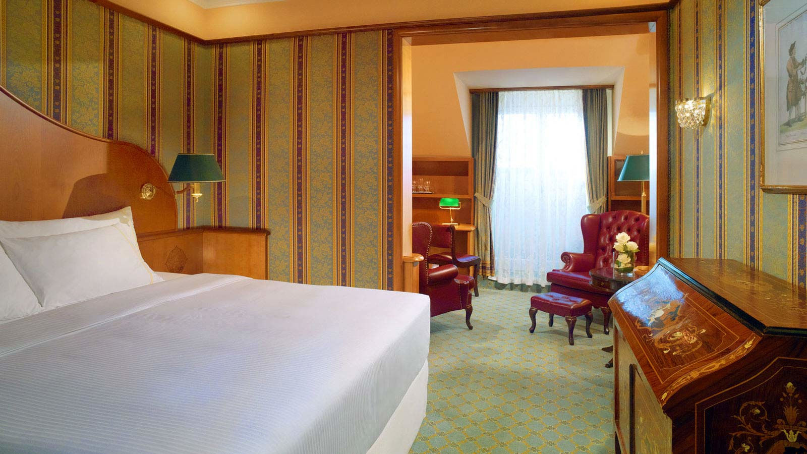 Hotel Bristol Vienna - Executive Room