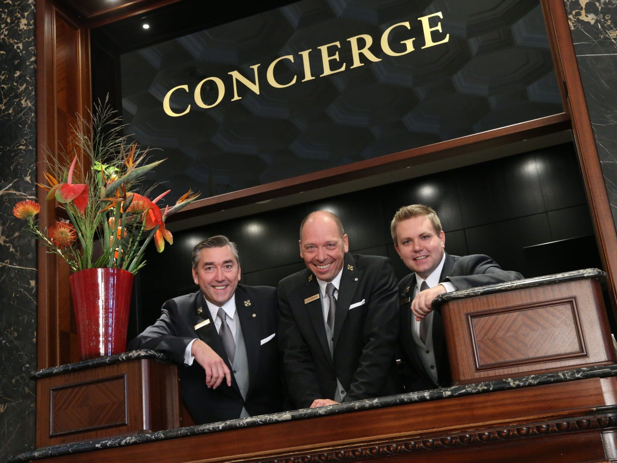 The Concierge Service