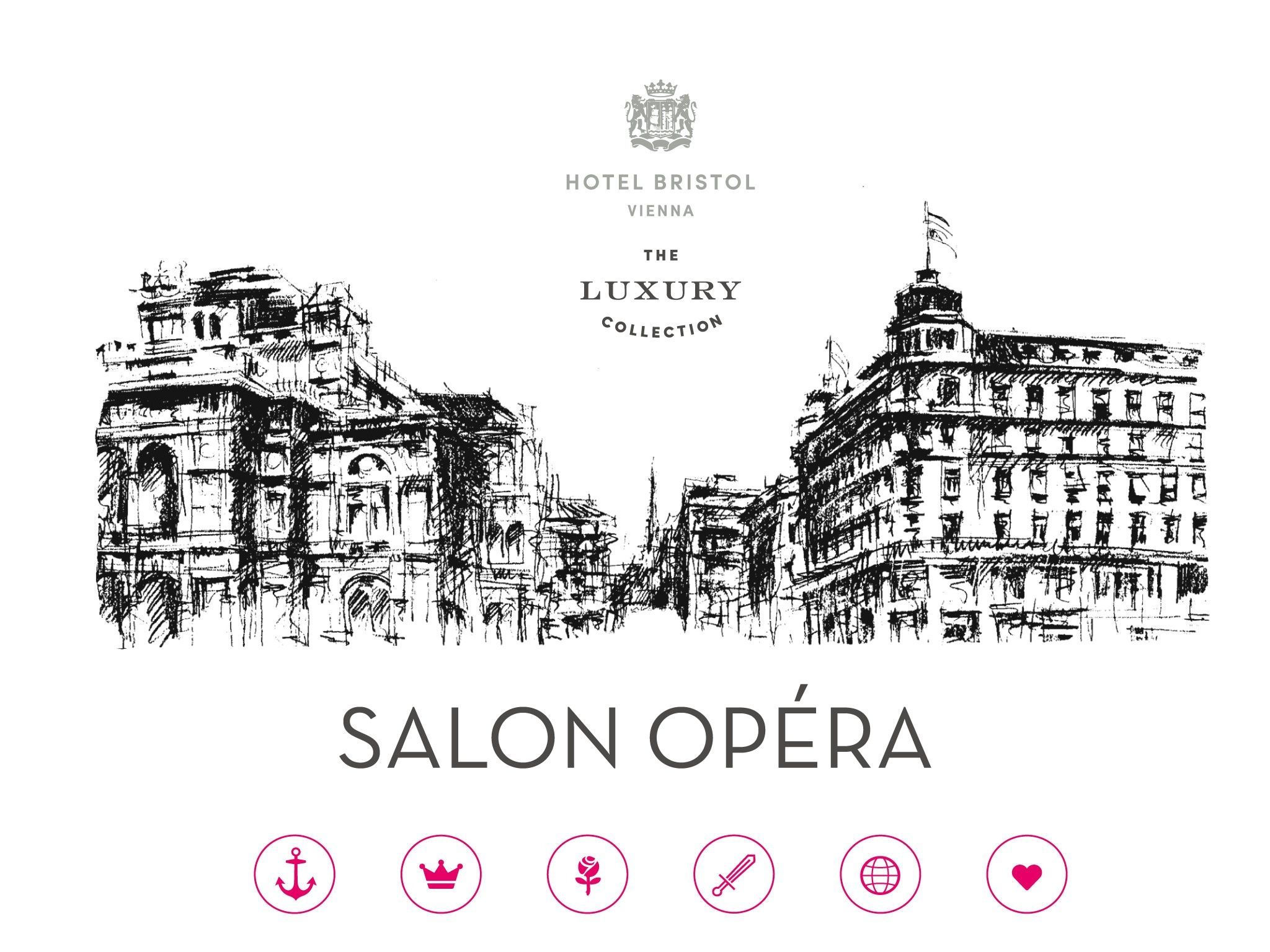 Salon Opera Events in Wien Hotel Bristol