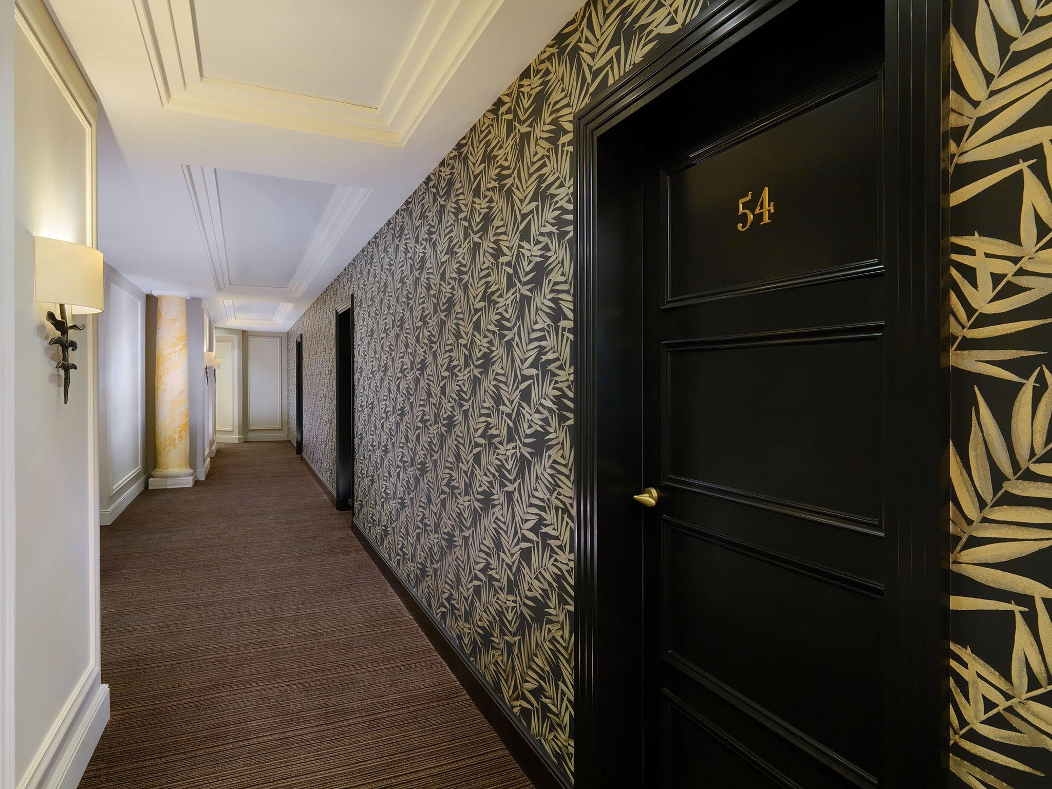 Luxury Hotel Vienna- Hotelrooms at the Bristol