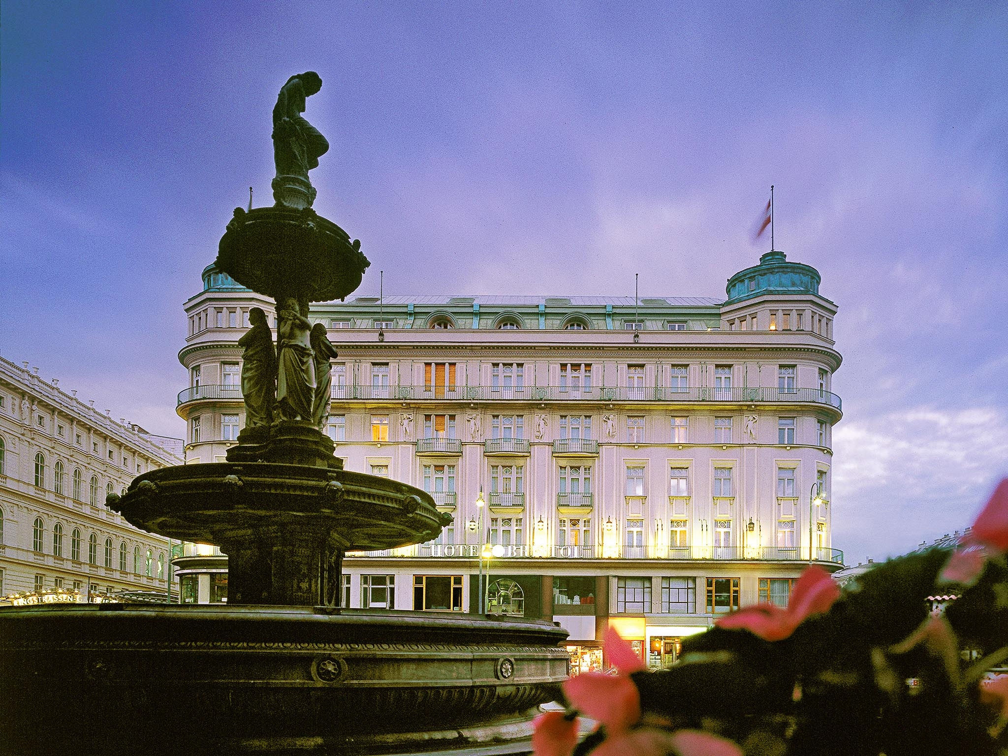 Hotel Bristol Wien - A Luxury Collection Hotel